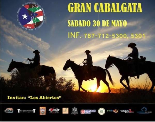 Cabalgata Los Abiertos